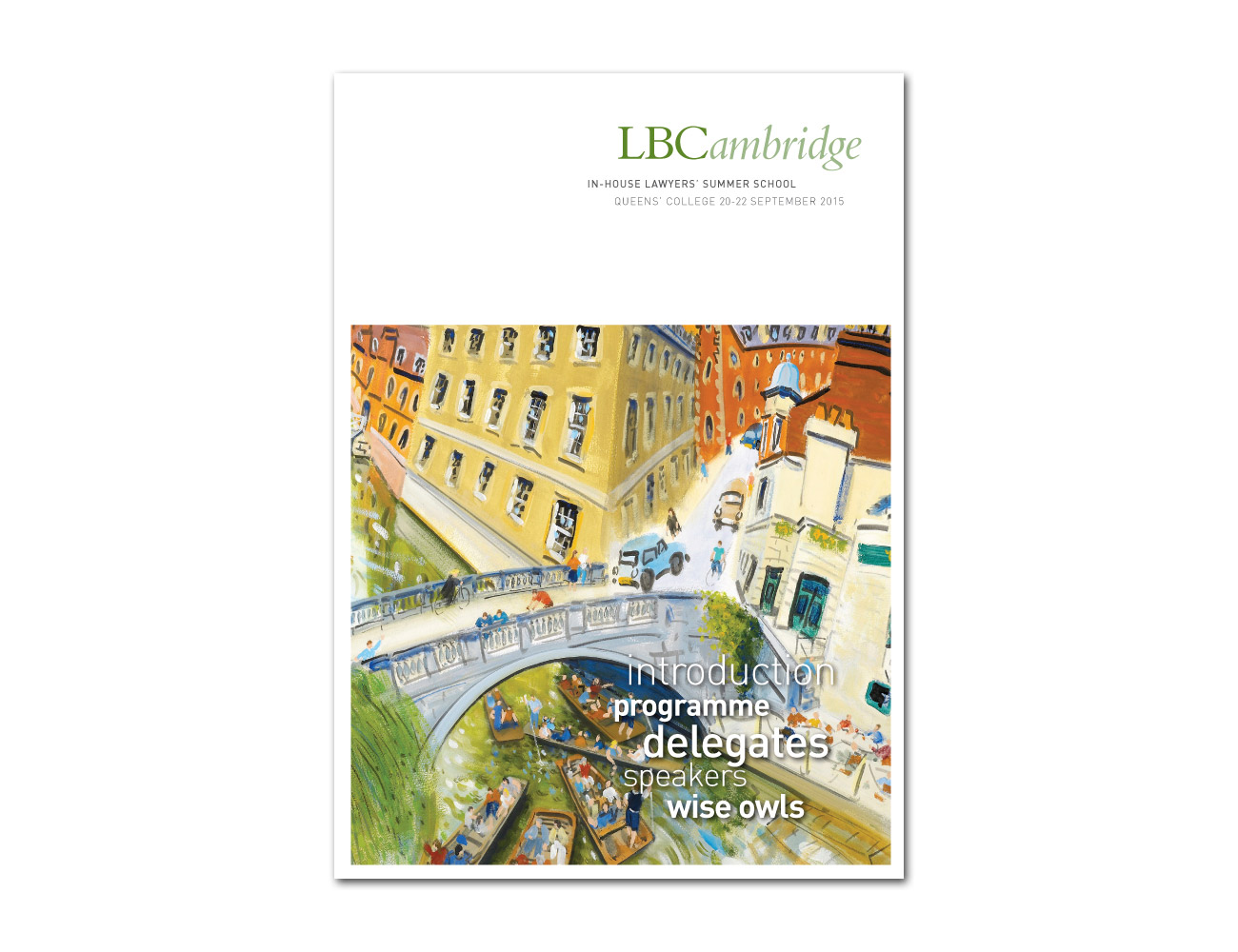 LBCambridge introduction booklet
